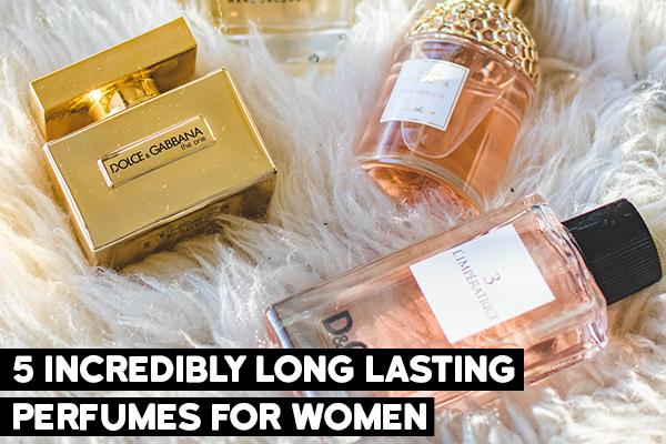 5 Incredibly Long Lasting Perfumes for Women - Daraz Blog