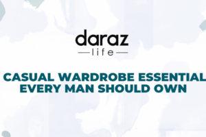 mens casual wardrobe essentials