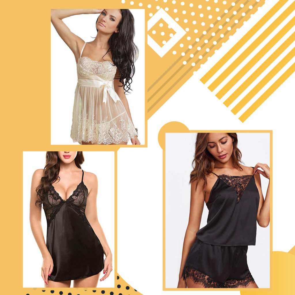 lingerie and nightwear for women