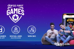 Top 5Daraz First Games