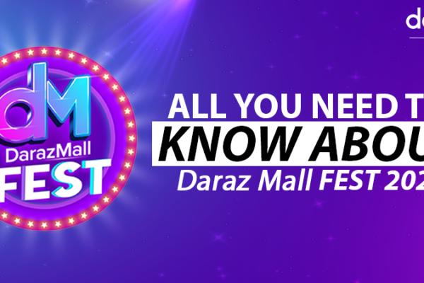 DarazMall Fest