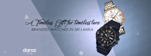 branded watches in Sri Lanka