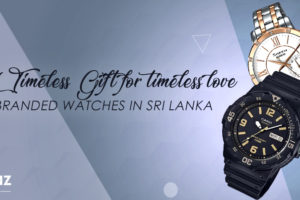branded watches in Sri Lanka