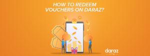 Vouchers on Daraz