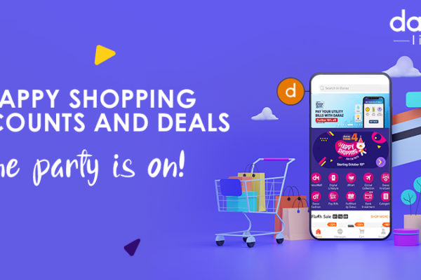 happy shopping discounts and deals