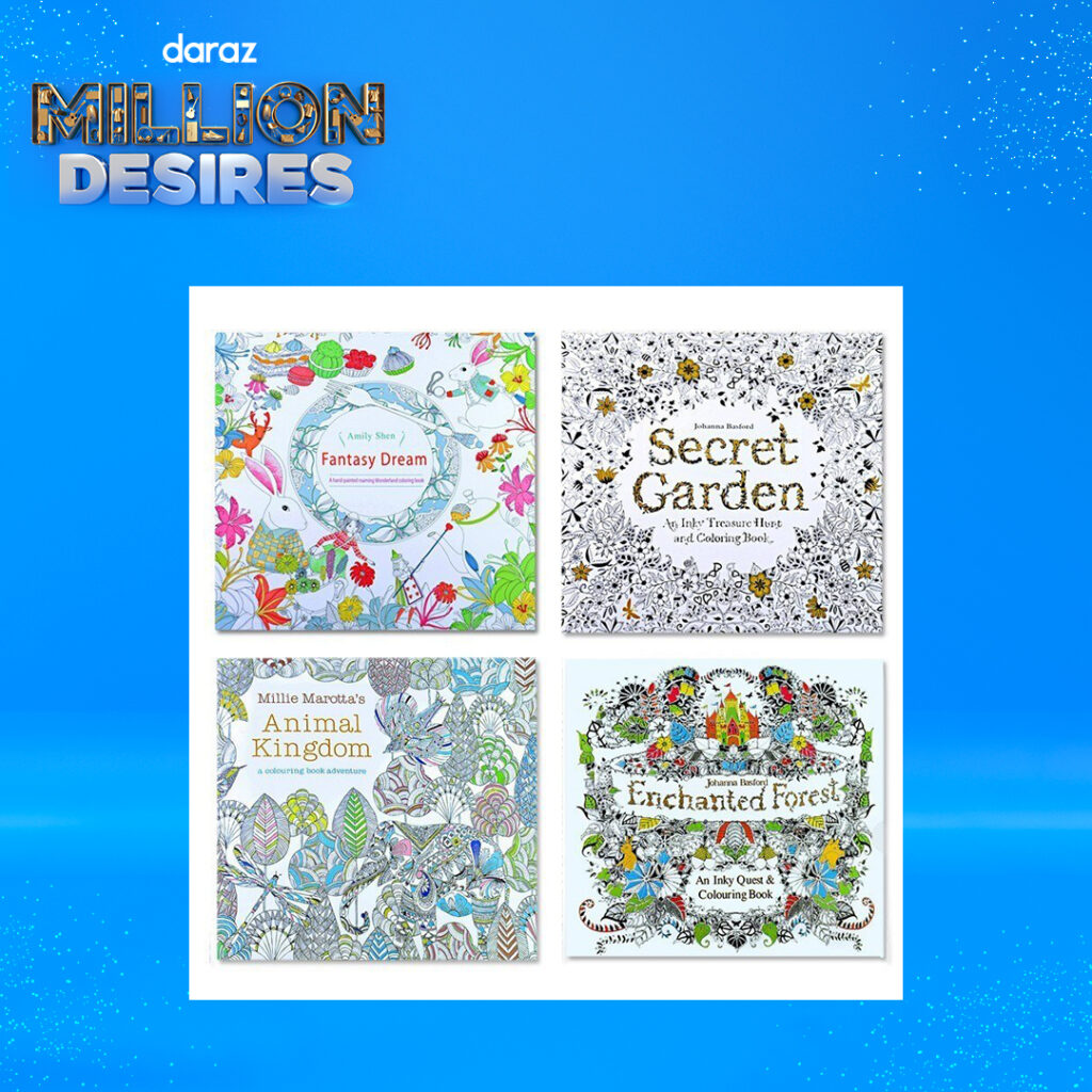 Best Deals On Coloring Books