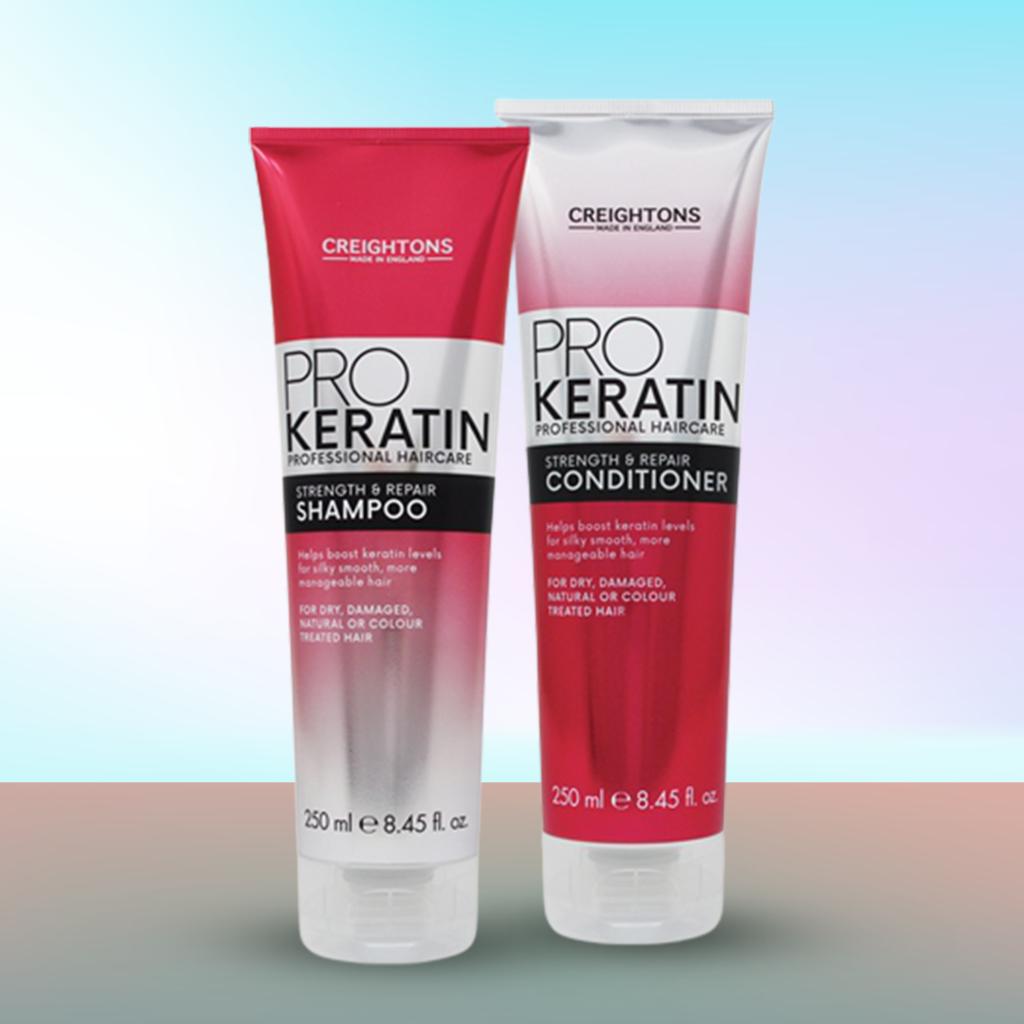 Creightons Pro Shampoo Keratin Shampoo