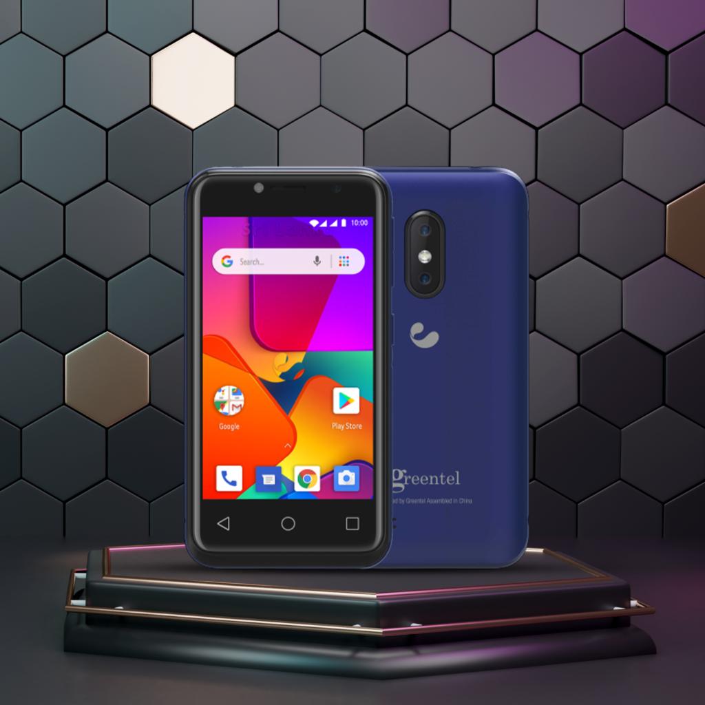 Best Camera Phones: Greentel