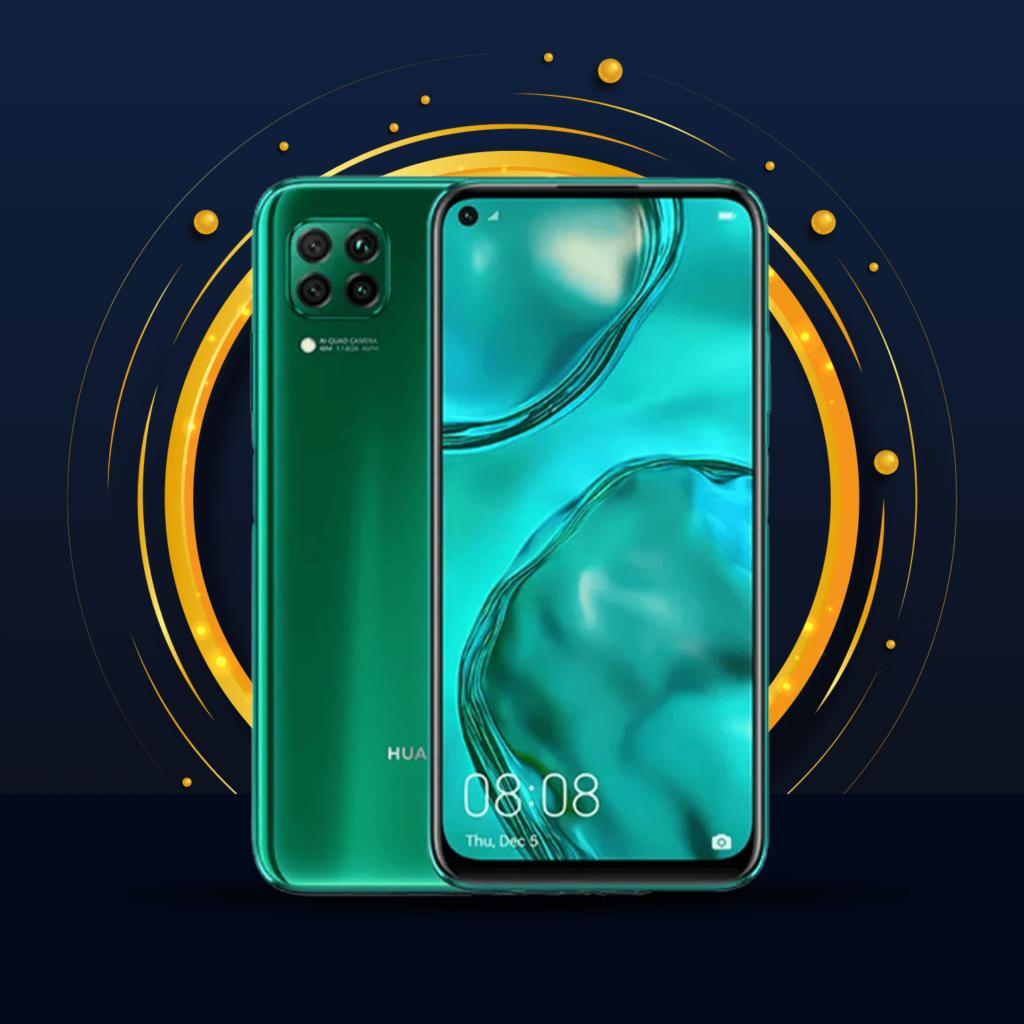 mid-range phone Huawei